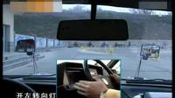 倒车入库如何看停车点曲线行驶弯中间什么时候回正驾照科目二考试图