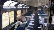 体验中国高铁普通座,再体验美国火车普通座,才了解为何不建高铁