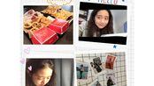 和上财期中季的女人奋战weekday—上海财经大学金融大三美女日常、挑战iPhone前置、双十一狂欢、吃吃学学