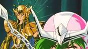 圣斗士:三个小强同时出击,沙加稳如泰山