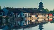 江苏、浙江交界,藏了个2000年古镇,没有人山人海,只有诗意江南!