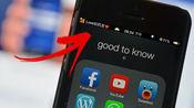 教你更改手机状态栏,把运营商改成自己的名字,太好玩了