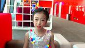 《中国新声代》超级学员刘乐乐祝贺崔杰老师的台州非常星开业
