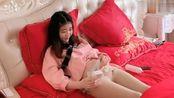 小孕妇听胎心每天都要做两遍?网友:最安心的声音!