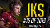 【CSGO】jks - Ridiculous Skills - HLTV.org's #15 Of 2019 (CS:GO)