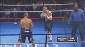 拳击比赛:温斯顿·马修斯VS奥雷伊·考克斯,双方都不是善茬