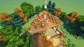 游戏:《我的世界》建筑豪华别墅 五百零四