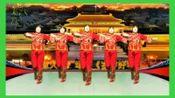 河北省景县青兰乡李章村王彩兰广场舞《岁岁好年》2020年农历正月12日。