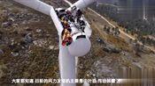 民间发明无叶片的发电机,风力发电创新,可节省80%费用