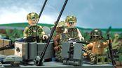 【乐高第三方人仔】Custom Lego Minifigure Review- Brickmania Vietnam Huey Crewmen