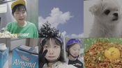 【Heurim】韩国女生的日常生活VLOG/开心的7月日常:自助tatoo减肥/第一次褪色拍摄夹克照/sub way兼职