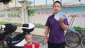 东哥拿着10张新版人民币,还买不到水喝,农村老板竟然说是假钞