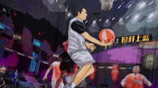 我要打篮球:吴楠一个拉杆上篮,被称J博士