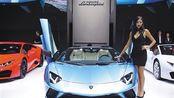{豪车展示}:兰博基尼Aventador 网友:我就趴窗户看看,不买,等促销的时候在考虑,我有券。