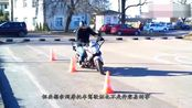 摩托车驾驶证好考吗?光这项科目二考试就让学员们头疼?