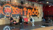 11月6日 常规训练 in 深圳 CrossFit MOO Divo&Allison