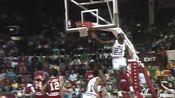 迈克尔-乔丹荣膺1988年NBA全明星赛MVP的精彩表现