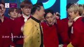 【EXO】【BTS】【GOT7】exo bts got7 等大势爱豆为其伴舞 堪称史上最贵伴舞舞台