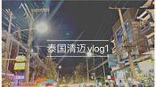 泰国清迈之旅vlog1 第一站打卡只有周日开的最繁华集市Sunday night market