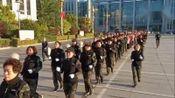 """平旺邮政健步队""""迎国庆""""健步走活动纪实制作:狂哥"""