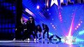 中国达人秀 2014-01-12期 第六期:纯享版:四川吊丝舞团演绎高富帅舞蹈