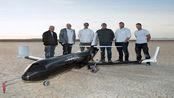 美国研制新型折叠翼飞机,速度更快续航更长,或将用到战机身上