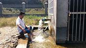 湖南娄底惊现温泉,位置新化县西河镇,暂未开发免费泡脚,真安逸
