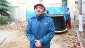 山东泰安肥城市员工张锋在10千伏孙新1线抢修现场时说