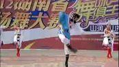 湖南第二届广场舞海选大赛.安康格格广场舞[康定溜溜的情]