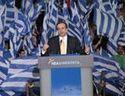 Grèce : Samaras demande un mandat fort du gouvernement