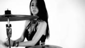 冯大人【韩国女鼓手】架子鼓演奏学习案例搬运 A-YEON X ROCKING AG [Full Version]