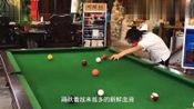 黑龙江12岁台球女神童,跟学校请假练台球,梦想成为下一个潘晓婷
