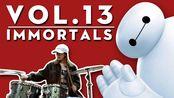 Vol.13 呆萌大白!!超能陆战队主题曲《Immortals》架子鼓教学