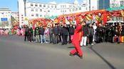 天津西青区2012年正月15闹花灯(杨柳青镇西胜舞老会)