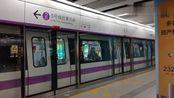 南车时代!深圳地铁5号线:南车时代电机列车528车布吉出站