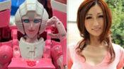 变形金刚模玩每周侃20200209,MP51阿尔茜&京香Julia