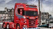 Scania V8 - Ian Roberts