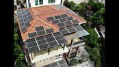 三水乐平光伏发电站安装案例——佛山小绿屋光伏