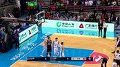 【回放】CBA第27轮:北京vs辽宁第1节 首钢首节三分百发百中