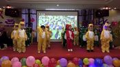 贵州省遵义市紫瑶幼儿园元旦文艺汇演,在汇川圆满举行