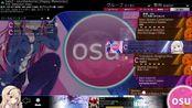 【osu】SakiZ - osu!memories Happy memories 6.29* pass 80.13%
