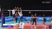 VNL男排总决赛MVP,美国队马修·安德...