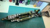 【阿偉制造】DIY《辐射4》公义权威 激光步枪 复制粘贴般的制作