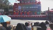 舞动三峡舞蹈比赛海选秭归站,杨林镇参赛舞蹈《高腔里的丰收年》