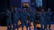 中国武警:武警军官个个徒手劈砖肚子挡棍,惊掉了多少下巴!