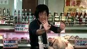 喜剧:许冠文看到小偷不急着去抓,先算好账单,等小偷结账时搞笑了!