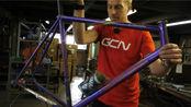 (GCN)参观njs制作—手工制作钢制自行车|东洋车架厂参观