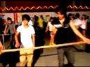 广州番禺南村镇星辉溜冰场2011年6月19日溜冰轮滑视频