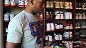 克里斯·保罗展示他独一无二的Air Jordan球鞋收藏