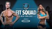 2015年肌肉科技适合队6周挑战,得到已开始,渣Megna,Bodybuilding.com